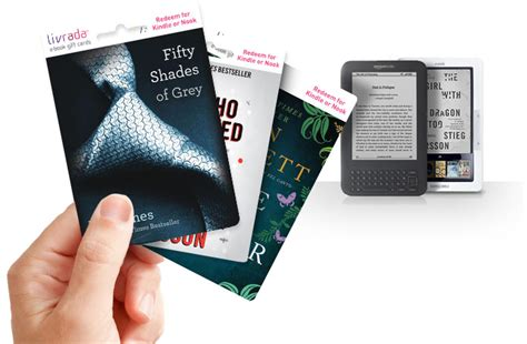 Ereader Gift Cards - ebook gift cards coming to target the digital reader