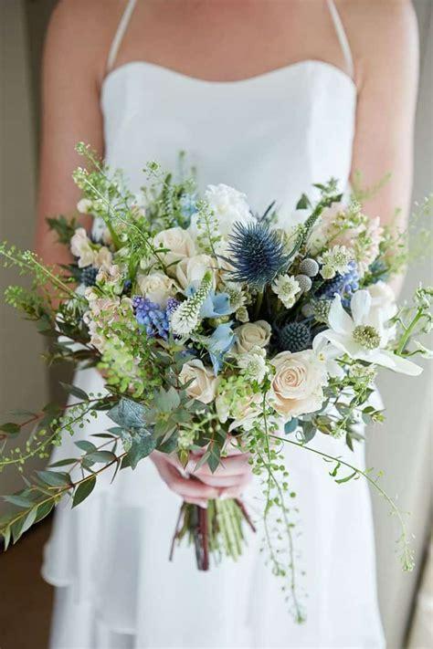 wedding flowers blue best photos   Cute Wedding Ideas