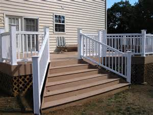 Handrails For Outdoor Steps Uk Small Bedroom Layout Ideas Wood Deck Stair Railing Design