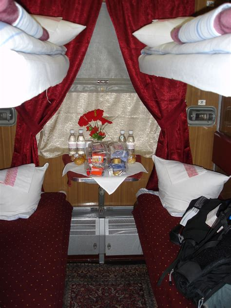 Sleeper Moscow To St Petersburg by Russian Trains Between Moscow And St Petersburg