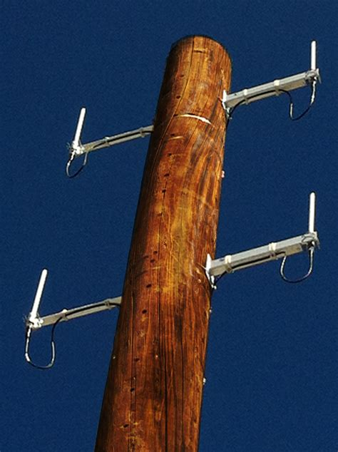 city light continues utility pole upgrades for advanced