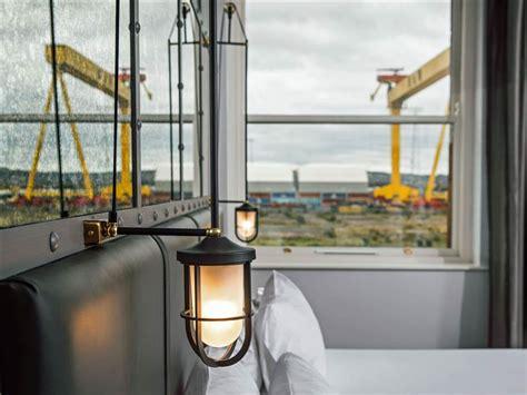 room belfast superior room titanic quarter hotels