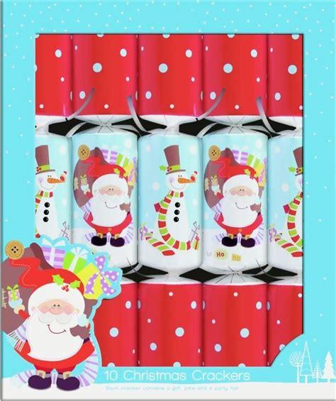 christmas crackers gift family party xmas kids santa