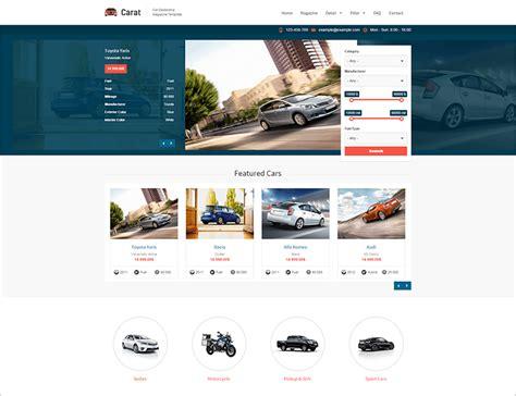 drupal templates responsive 5 car dealer drupal templates free responsive themes