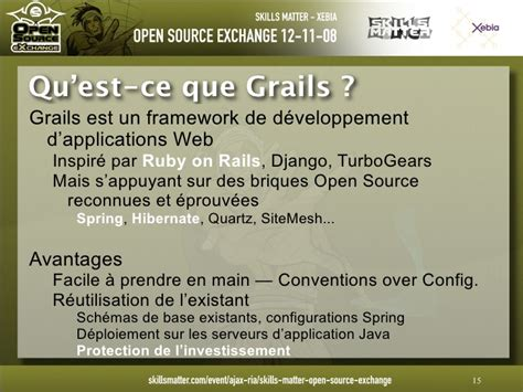 spring framework spring 232 un framework open source per lo introduction 224 groovy opensource exchange 2008