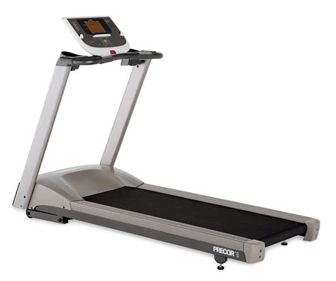 precor 9 23 treadmill review