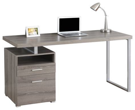 60 Computer Desk Monarch Specialties Inc 60 Quot Computer Desk Desks And Hutches Houzz