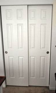 By Pass Closet Doors Wood Bypass Closet Doors Home Design Ideas