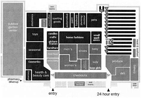 grocery store aisle layout ice bath diagram ice free engine image for user manual