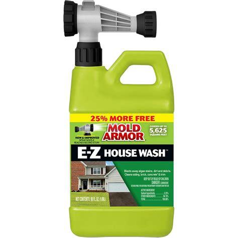 gal house wash  purpose cleaner hwg  home