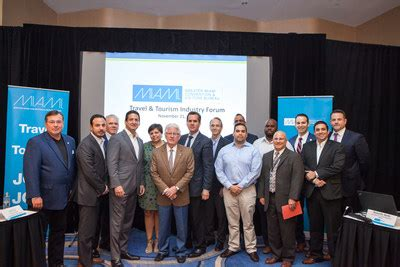 Iii Mba Evp Chief Of Retail Marketing Business by Greater Miami Convention Visitors Bureau Gathers Travel