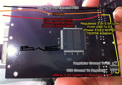 Usb Ps Jailbreak V12 Version Support Console Version 341 how to check if e3 nor clip is still working