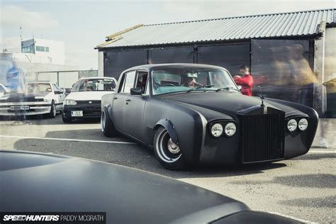 a rolls royce drift car speedhunters