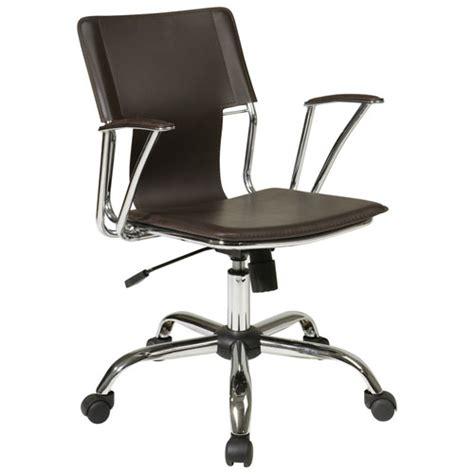 avenue six furniture canada avenue six dorado vinyl office chair espresso office