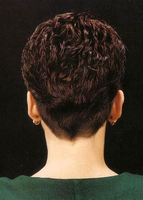 clippered back bob haircut hairstyles with cutting instructions hairstylegalleries com