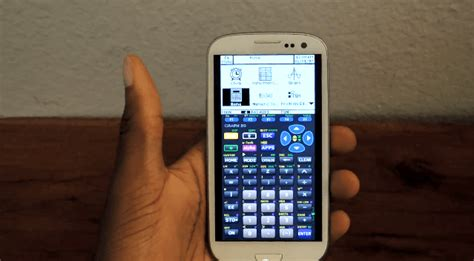 how to use android how to use your android phone as a ti 89 graphing calculator