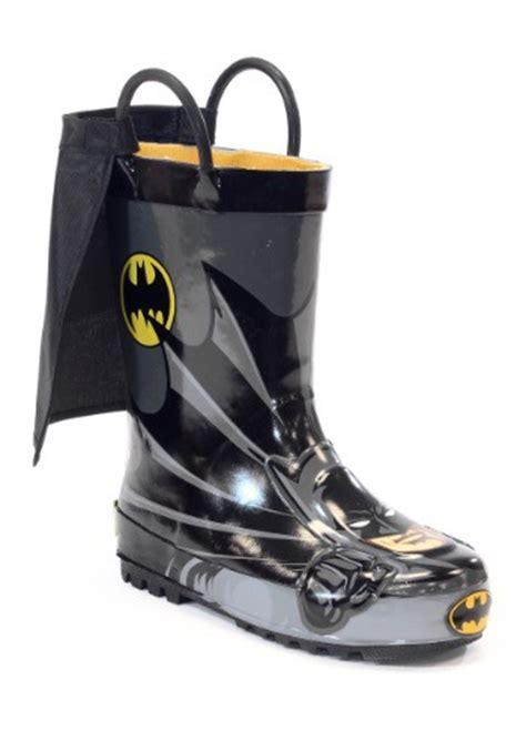 batman rainboots batman boots
