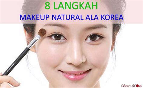 Bedak Make Berapa 8 langkah cantik di hari raya dengan makeup ala