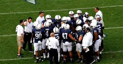 Mba Vs Psu by View From The Stands Penn State Football Penn State