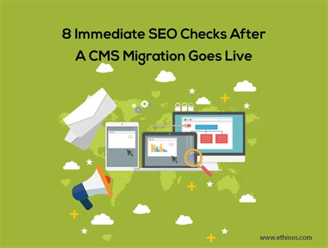 Background Check After 8 Immediate Seo Checks After A Cms Migration Goes Live Ethinos Digital Marketing