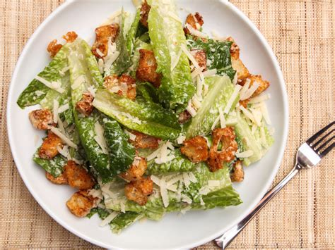 best salad recipes the best caesar salad recipe serious eats