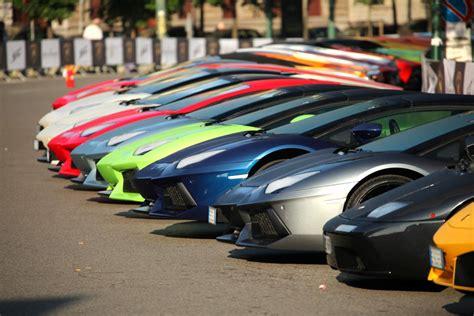 Lamborghini 50th Anniversary Car Lamborghini 50th Anniversary Grand Tour Car Gallery