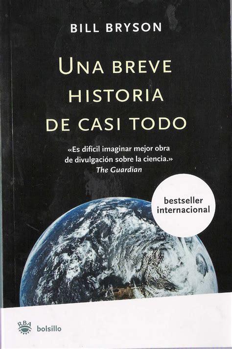 una breve historia de 8478717986 hilo de libros de ciencia mediavida