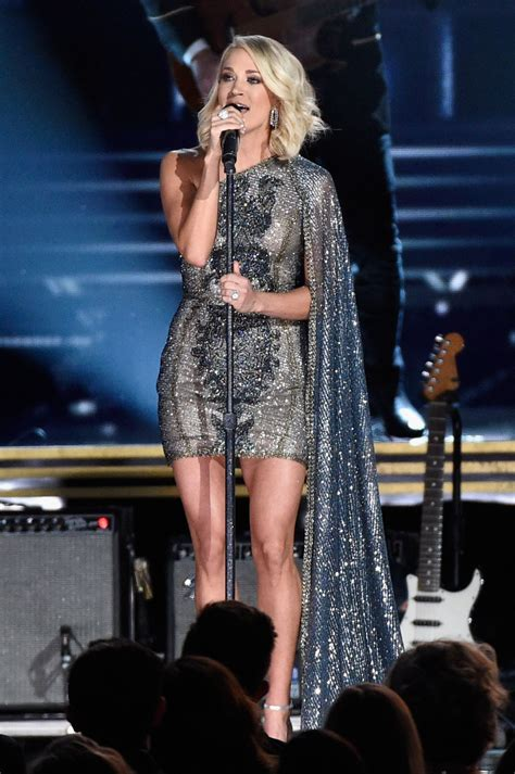 50 Photos Of Carrie Underwood by Carrie Underwood At 50th Annual Cma Awards In Nashville 11