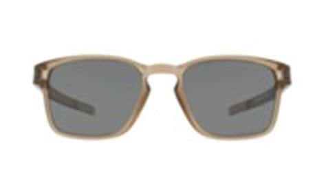 Oakley Sunglass Latch Sq Prizm Daily Polarized Oo 9358 06 Matte Black oakley latch square polarized in matte sepia gray