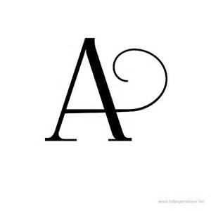 decorative letter a decorative alphabet gallery free printable alphabets