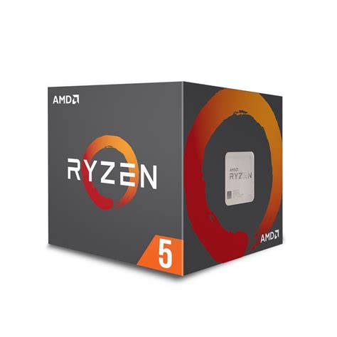 Amd Ryzen 5 1600 3 2ghz Am4 processador ryzen 5 1600 3 2ghz six 16mb am4