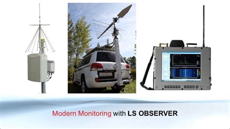 Spectrum Ls by Ls Telcom Inc Installs Spectrum Monitoring Systems In