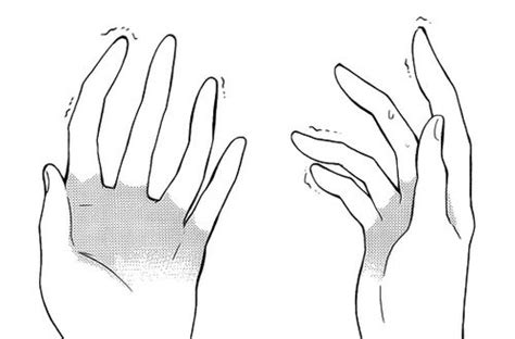 images  anime hands  pinterest  heart