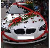 Wedding Car Decoration In Gurgaon  Flowers Delivery