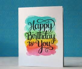best 20 happy birthday cards ideas on diy