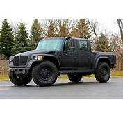 2008 International MXT Truck Is The Vin Diesel Of Pickups