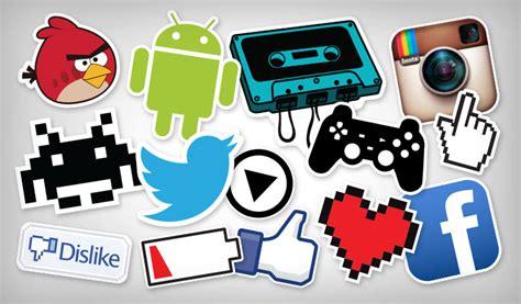 Tech Stickers