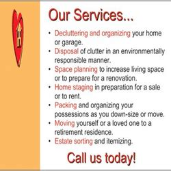home organizing services free from clutter home decluttering and organizing service