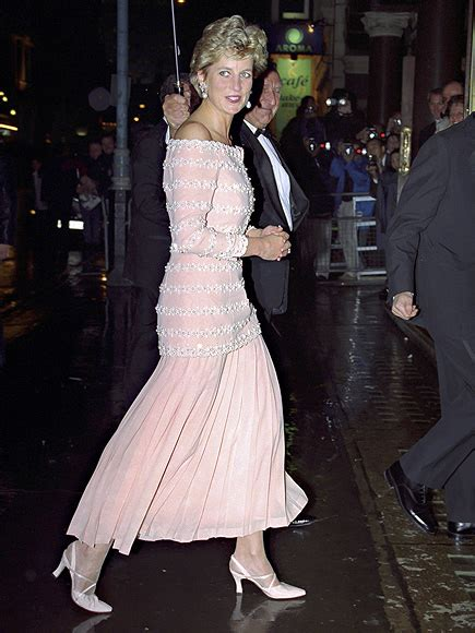 Diana Princes Set princess diana s iconic dresses set for display in