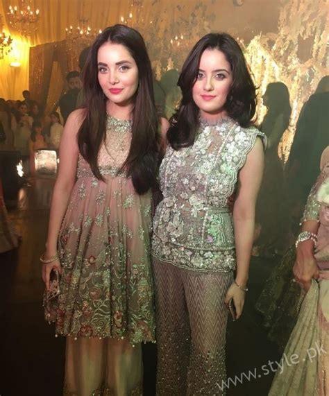 Sis Maxi Rana at urwa farhan wedding