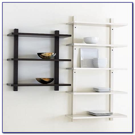 wall hanging bookshelf ikea bookcase home decorating