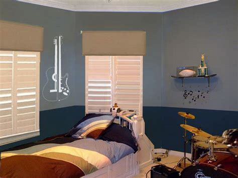Bedroom Paint Designs Ideas Cool Boy Bedroom Painting Ideas