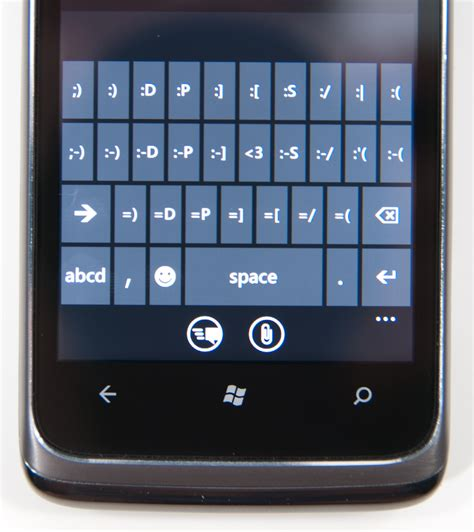 keyboard for windows 7 the keyboard the windows phone 7 review