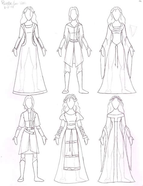 drawing a pattern for dress pin by tayhlia on dresses story inspirtation pinterest
