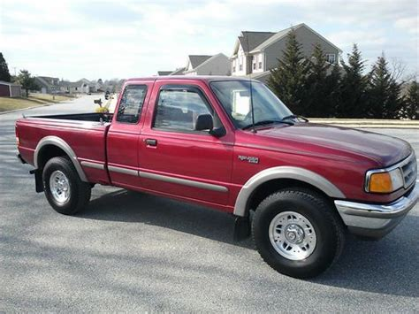 buy used 1995 ford ranger xlt extended cab truck 4x4 in york pennsylvania united states