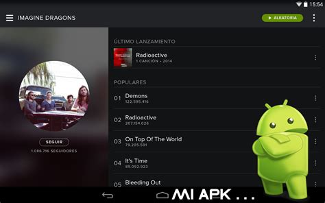 spotify for tablet apk spotify tablet mod v3 4 0 738 apk mi apk