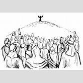 Sermon on the mount clip art wallpapers