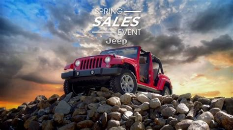 jeep ads 2017 jeep spring sales event tv commercial far from home