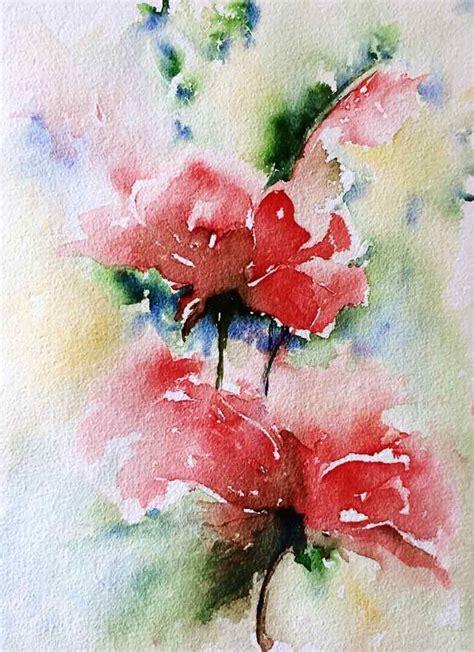 watercolor tattoos hannover original watercolor roses real beautiful watercolors