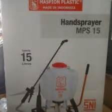 Pressure Sprayer Maspion jual alat semprot hama tanaman kapasitas 5 liter